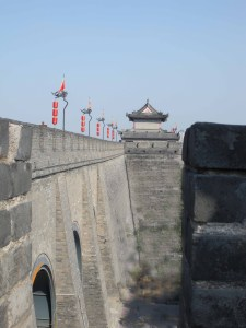 The capital of Qin