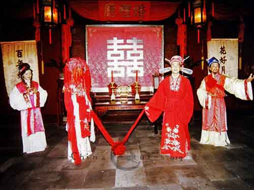 Traditional chinese matchmaking