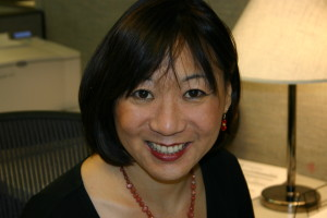 Layne Wong, the author of Shanghai Love