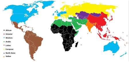 World Ethnic Groups