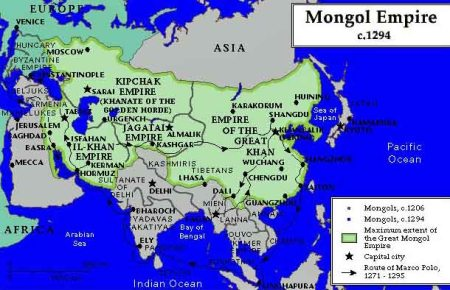 map-of-mongol-empire